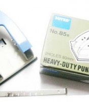 Pembolong Kertas (two hole punch) besar 85 Joyko