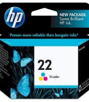 Tinta Hp No. 22 Warna