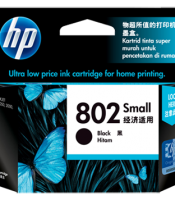 Tinta Hp  No. 802 Hitam