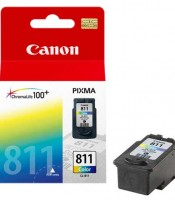 Tinta printer canon colour CL-811