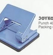Pembolong Kertas (two hole punch) besar 40 Joyko
