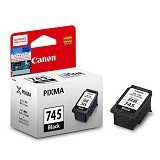 Tinta printer canon MG 2570 (745 hitam)
